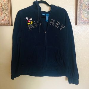 !Vintage! Mickey zipper hoodie 🐭